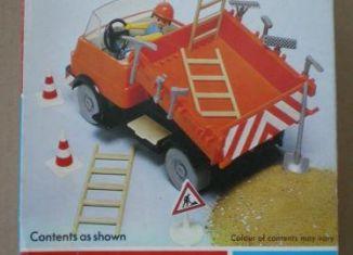 Playmobil - 1727-pla - Builder's Lorry