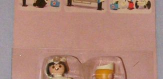 Playmobil - 1742-pla - Doctor & nurse