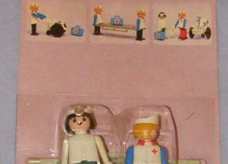 Playmobil - 1742-pla - Doctor & nurse