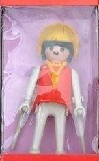 Playmobil - 1746v2-pla - Hospitalized woman