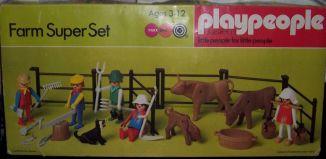 Playmobil - 1780-pla - Farm Super Set