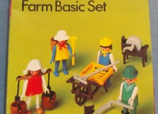 Playmobil - 1781-pla - Farm Basic Set
