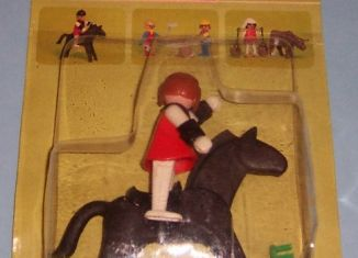 Playmobil - 1782-pla - Red Horsewoman