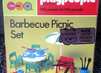 Playmobil - 1789-pla - Barbecue Picnic Set