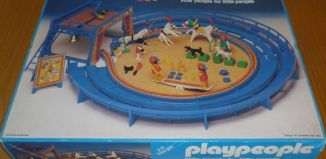 Playmobil - 1795-pla - Circus Ring