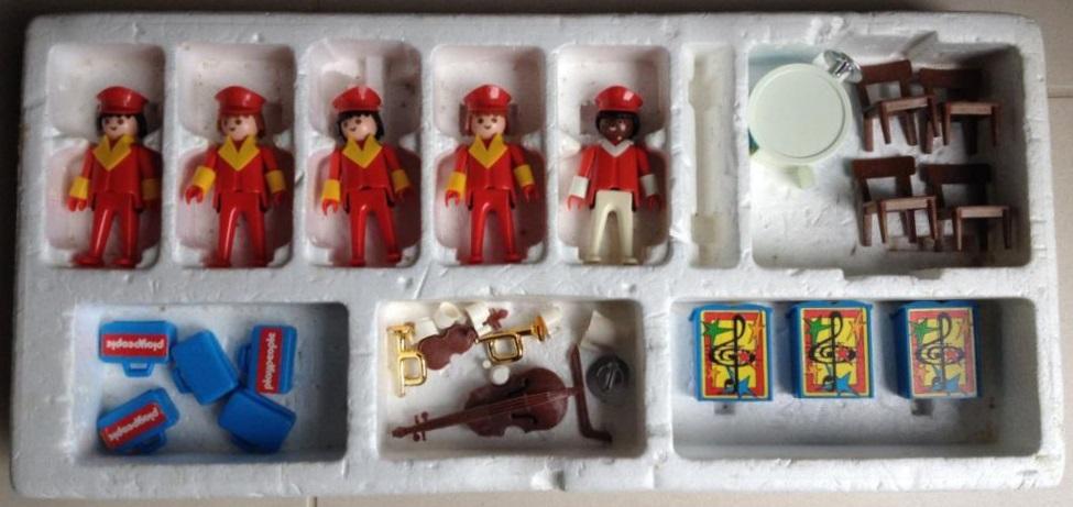 Playmobil 1796-pla - Circus Band Super Set - Box