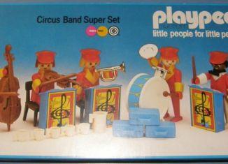 Playmobil - 1796-pla - Circus Band Super Set