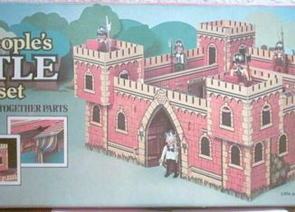 Playmobil - Castle only – no figures