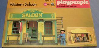 Playmobil - 2511-pla - Western Saloon