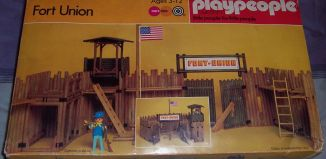 Playmobil - 2520-pla - Fort Union