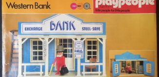 Playmobil - 2512-pla - Western Bank