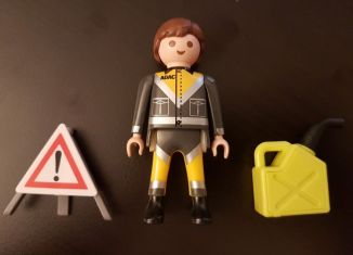 Playmobil - 0000-ger - ADAC promotionnel avec carafe