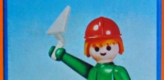 Playmobil - 23.31.2-trol - Construction worker