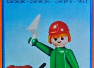 Playmobil - 23.31.2-trol - Construction worker