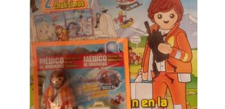 Playmobil - R027-30790254-ESP - Emergency physician