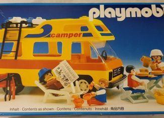 Playmobil - 3148v2 - Motorhome