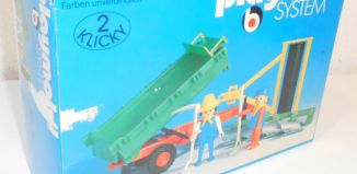 Playmobil - 3501v1 - Tractor trailer
