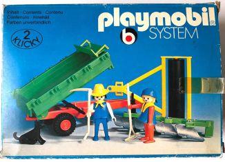 Playmobil - 3501v1 - bis / Tractor trailer