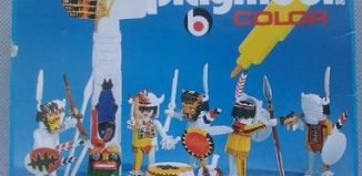 Playmobil - 3620 - Indians / Totem Pole
