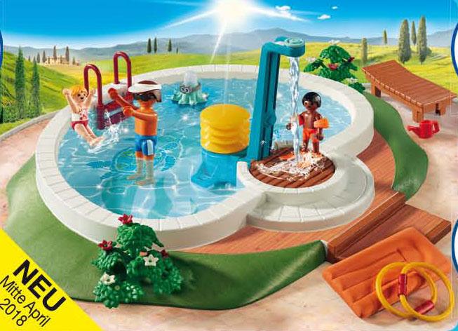 Playmobil set 9422 swimming pool klickypedia - Playmobil swimming pool best price ...