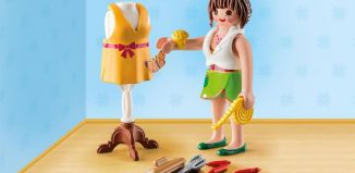 Playmobil - 9437 - Modedesignerin