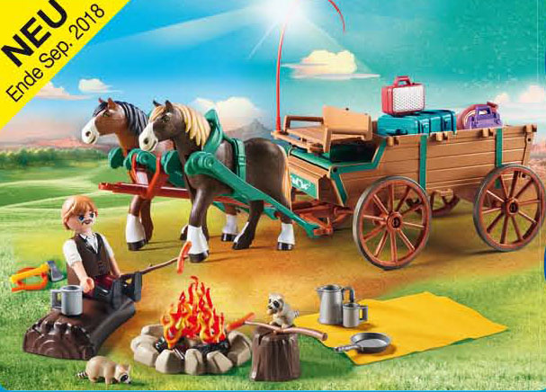 Playmobil set 9477 father jim and coach klickypedia - Playmobil kutsche ...