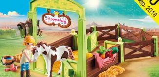 """Playmobil - 9480 - Horsebox """"Abigail and Boomerang"""""""