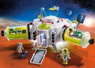 Playmobil - 9487 - Mars Station