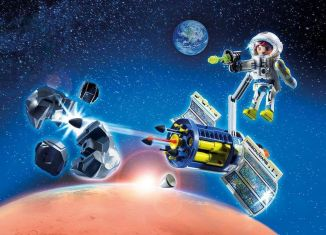Playmobil - 9490 - Mars Meteor Blaster