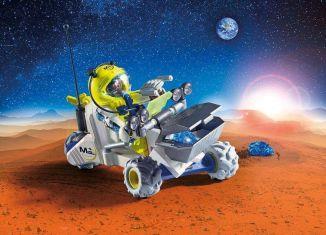 Playmobil - 9491 - Mars Trike