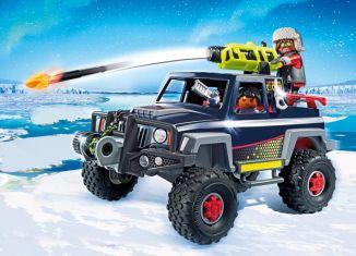 Playmobil - 9059 - Ice-Pirate Truck