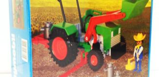 Playmobil - 13500-ant - Farmer and Tractor