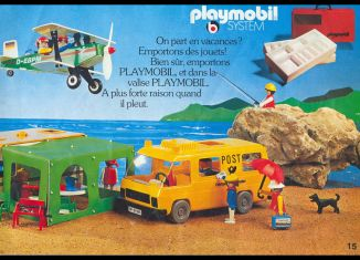 Playmobil - New list of 100 tags / 2018