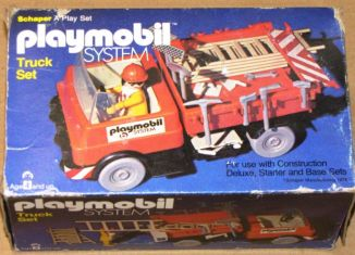 Playmobil - 009-sch - Truck Set
