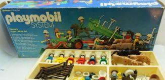 Playmobil - 094-sch - Set Super Deluxe Fermiers