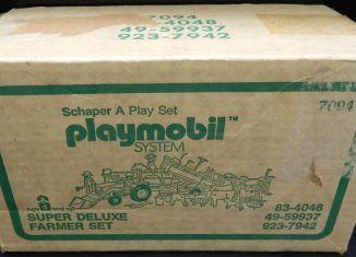 Playmobil - 49-59937-sch - Super Deluxe Farmer Set