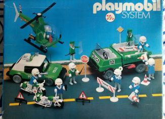 Playmobil - 23.74.7-trol - Police Super Set