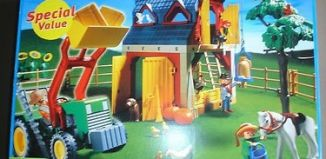 Playmobil - 3909v2-usa - Set Farm Work