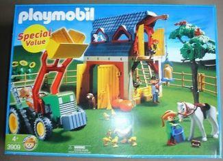 Playmobil - 3909v2-usa - Set Farm Work