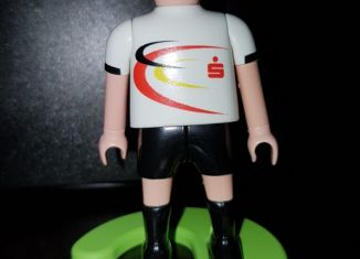 Playmobil - 0000-ger - Sparkasse football player