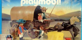 Playmobil - 13278v2-ant - Covered Wagon