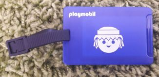 Playmobil - XXXX - luggage tags