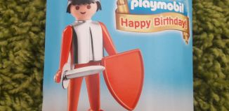 Playmobil - 30791903/01 - chevalier Chrome