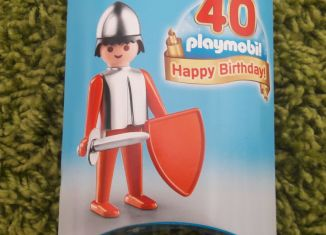 Playmobil - 30791903/01 - Chrome knight