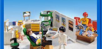 Playmobil - 3762 - Dentist's Office