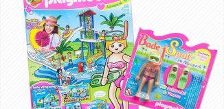 Playmobil - 842409401238100006-esp - Girl at the swimming pool