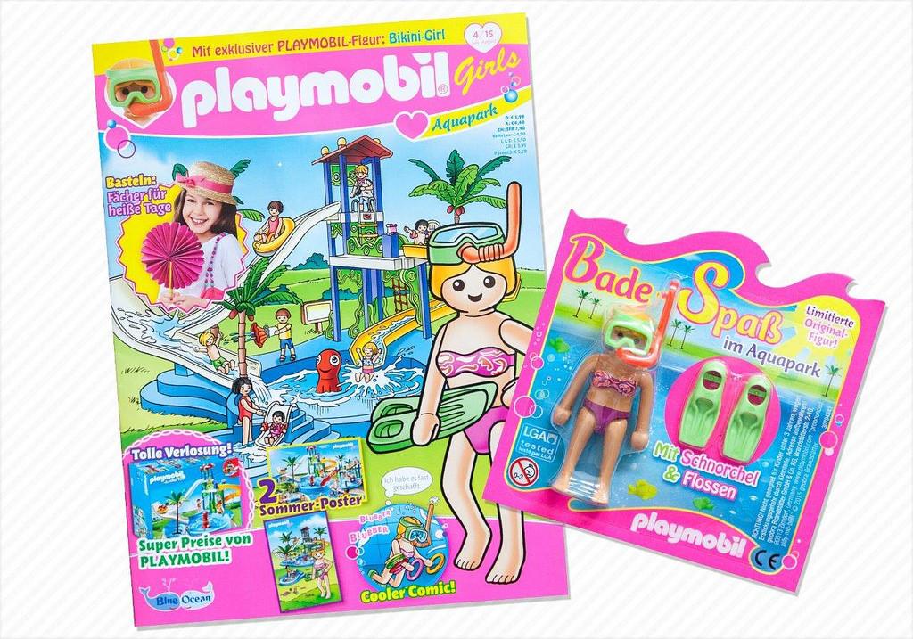 Playmobil set 842409401238100006 esp girl at the - Playmobil swimming pool best price ...