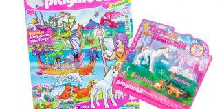 Playmobil - 842409401238100009-esp - Bosque de hadas (Revista Chicas n.9)