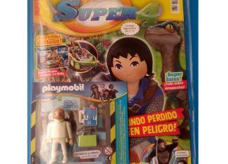 Playmobil - 80812-esp - Super 4-Magazin 02/2017 (Heft 9)