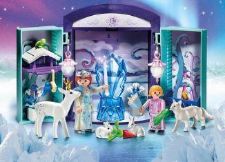 Playmobil - 9310 - Winter Princess Play Box